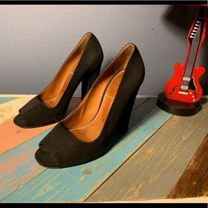 Lanvin heels open toe
